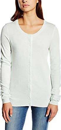 Strick Pullover Dames Rood Pieces