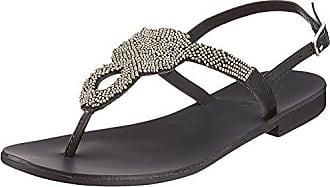 Pscarmen Leather Sandal, Tongs Femme, Bleu (Navy Blazer), 36 EUPieces