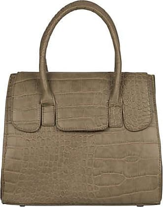 Billy the Kid Daytona Sac à main porté épaule cuir 42 cm hazelnut