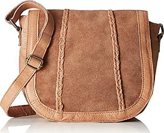Leder Tasche Pofo Crossover - Marron Pieces