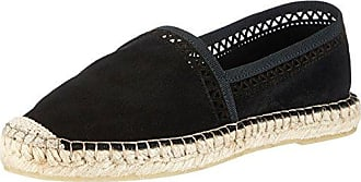 Pskatie Leather, Espadrilles Femme, Rose (English Rose), 41 EUPieces