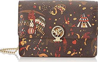 PIERO GUIDI Women's 217384088 Cross-Body Bag (Cuoio 10)