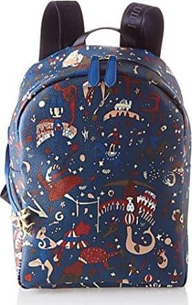 PIERO GUIDI Backpack, Sacs portés dos femme, (Bianco), 24x31.5x12.5 cm (W x H L)