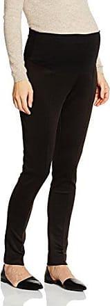 Lucas - Pantalon - Maternité - À Pinces - Femme - Noir (Black) - FR: 34 (Taille Fabricant: XS)Pietro Brunelli