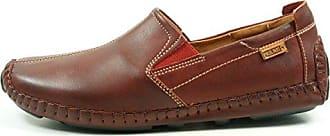 15A-6079 Fuencarral Schuhe Herren Halbschuhe Slipper, Schuhgröße:43;Farbe:Blau Pikolinos