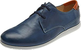Leon M8e_v17, Oxfords Homme, Bleu (Navy Blue), 42 EUPikolinos