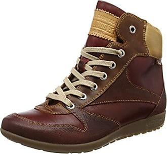 Pikolinos Lisboa W67 I16, Sneakers Hautes Femmes, Marron (Olmo), 40 EU