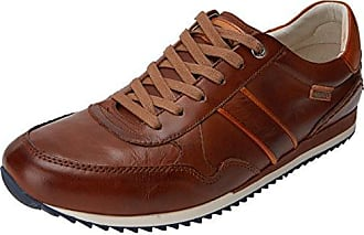 08F-5017_V13, Chaussures basses homme - Marron (Cuero), 40 EUPikolinos
