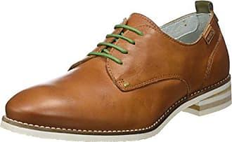 W3s Royal / 4552 Cognac - Chaussures Lacées Pour Dames / Pikolinos Brun