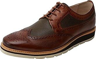 Pikolinos Toulouse M7l, Zapatos de Cordones Oxford para Hombre, Azul (Nautic), 46 EU