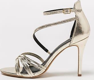 Sale 50% Stiletto-Sandalen Damen - Farbe Rot - Größe 37 - PIMKIE - Mode für Damen