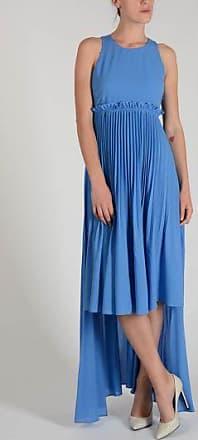Crepé Dress with Plisse Spring/summer Pinko