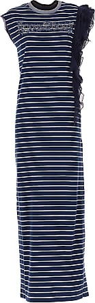Dress for Women, Evening Cocktail Party On Sale, Pjean, Cotton, 2017, 10 6 8 Pinko