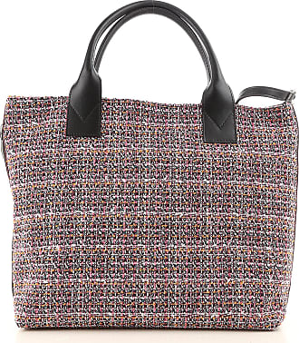 Shoulder Bag for Women On Sale, Pink, Fabric, 2017, one size Pinko