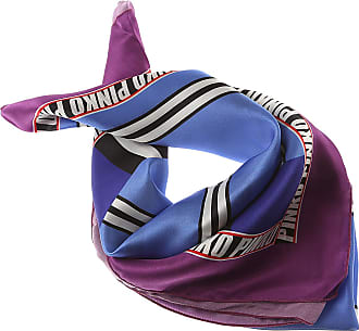 Scarf for Women On Sale, Multicolor, Silk, 2017, Universal Size Pinko