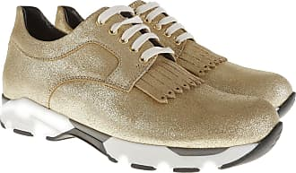 Sneakers for Women On Sale, Gold, Leather, 2017, 3.5 5.5 7.5 Pinko