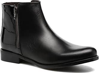 PintoDiBlu - Damen - Andreala - Stiefeletten & Boots - braun