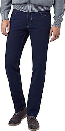 Pantalon - Droit - Monochrome Homme, Marron - Braun (black 11), W32/L32Pioneer Authentic Jeans