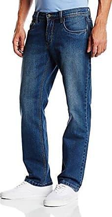 Jeans Droit - Homme - Bleu (deep blue 02) - W44/L30Pioneer Authentic Jeans