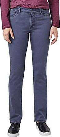 Pioneer Authentic Jeans Kate, Pantalones para Mujer, Gris (Dark Grey), 46W x 30L