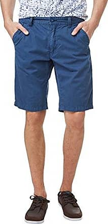 3-Quarter Cargo, Bañador para Hombre, Blau (Night Blue 599), 33 W Pioneer Authentic Jeans