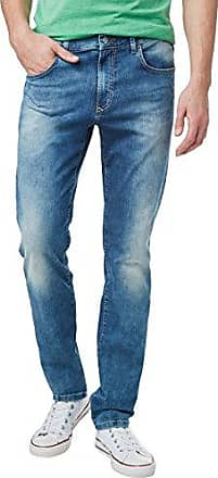 Mens Storm Straight Pioneer Authentic Jeans