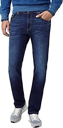 Rando, Vaqueros Straight para Hombre, Blau (Stone Used with Buffies 345), 52 Pioneer Authentic Jeans