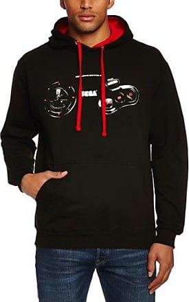 Rush Fly By Night HSWZ Mens Sweatshirt Plastic Head
