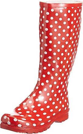 Zapatos rojos Playshoes para mujer