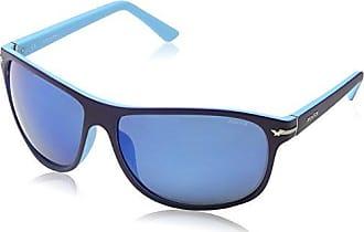 Arnette homme 0AN4198 41/55 61 Montures de lunettes, Noir (Black/Darkgreymirrorbluee)
