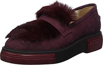 Pollini W.Shoe, Mocasines para Mujer, Negro (Nero), 38 EU