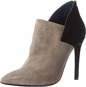 Shoes, Escarpins Femme - Beige (Beige + Black 20A), 40 EUPollini
