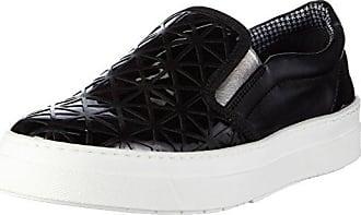 W.Sneakers, Mocassins Femme, Noir (Nero), 37 EUPollini
