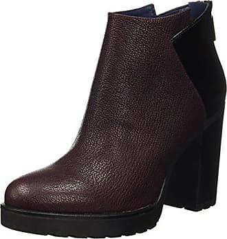PB10572C01UV100A - Slippers de Cuero Mujer, Color Negro, Talla 44 EU Pollini