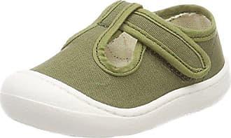 Pololo Sneaker Sol - Zapatillas para bebés, color blau (jeans), talla 25