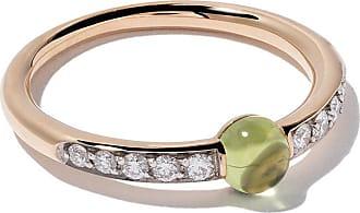 POMELLATO 18kt rose gold Mama non Mama topaz & diamond ring - Unavailable