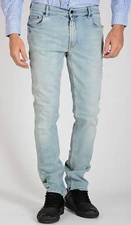 18 cm Stretch Denim Jeans Spring/summer Prada