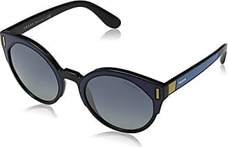 Mens 0Pr06Ts Vas2B0 Sunglasses, Green/Green, 53 Prada