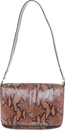 gebraucht - Schultertasche aus Schlangenleder - Damen - Bunt / Muster - Leder Prada