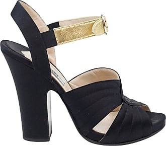Pre-owned - Cloth heels Prada