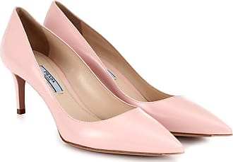 Pumps & High Heels for Women On Sale, Pink, Leather, 2017, 3 3.5 4.5 5 6 6.5 8.5 Prada