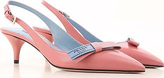 Pumps & High Heels for Women, Black, Patent Leather, 2017, 3.5 4 4.5 5 5.5 6 6.5 Prada