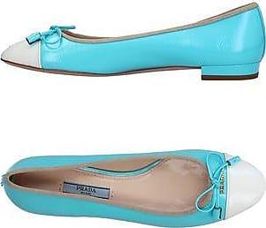 Ballet Flats Ballerina Shoes for Women On Sale, Natural Brown, Sheep Fur, 2017, 3 3.5 4 4.5 5 Prada