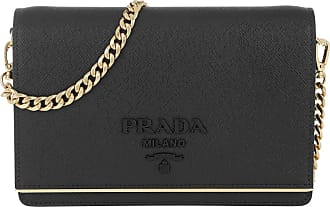 Cross Body Bags - Prada Bag 1BH091 CDO NZV Nero - black - Cross Body Bags for ladies Prada