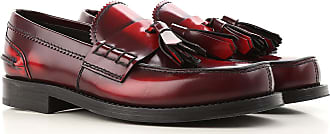 Loafers for Men On Sale, Brown, Suede leather, 2017, 6 7 7.5 9 Prada