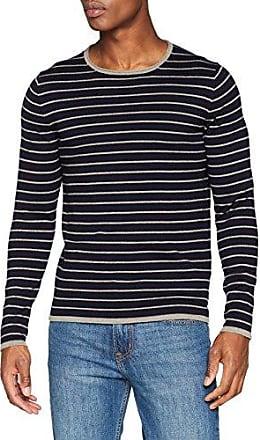 Jprdale Knit Crew Neck, Suéter para Hombre, Azul (Navy Blazer Navy Blazer), Medium Premium by Jack & Jones