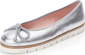 TOMMY HILFIGER FOOTWEAR Amy Ballerina Grau - Ballerinas - Damen - Schuhe -  Trendfabrik
