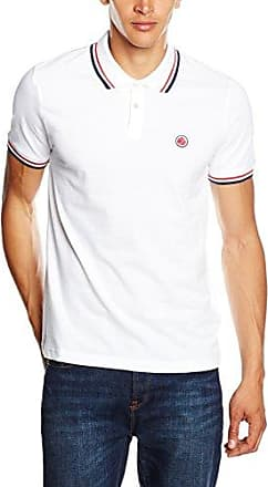 Logo Short Sleeve, Polo para Hombre, Blanco, Large Pretty Green