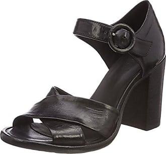 Nola - Zapatos de tacón, color Schwarz 000, talla 37 Think
