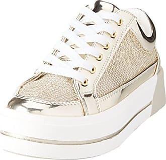 111616926LM, Zapatillas para Mujer, Oro (Oro G), 36 EU Prima Donna